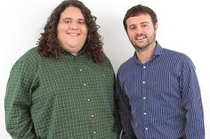 Jonathan Antoine and Colin Robertson