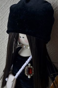 Elena Take hobby: Именная кукла - Ружа Игнатова