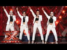 There ain't no other women like 4th Impact!   Live Week 4   The X Factor 2015 - YouTube