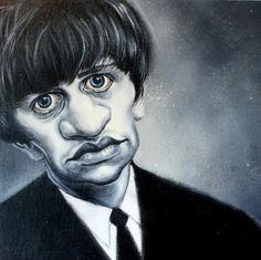 Ringo Starr (by Paul Alexander)