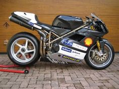 For sale: Ducati 996RS NCR. (racebikemart.com)
