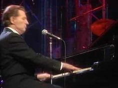 "I'm a real wild child. - ▶ Jerry Lee Lewis - The Wild One (From ""Legends of Rock 'n' Roll"" DVD) - YouTube"