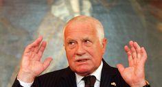 """Der tschechische Ex-Präsident Vaclav Klaus hat bei dem Forum """"Dialog der Zivilisationen"""" auf der griechischen Insel Rhodos dazu aufgerufen, Nein zur massenhaften Wirtschaftsmigration nach Europa zu sagen.       Seiner Meinung nach """"hat Europa eine irrationale Politik der"""