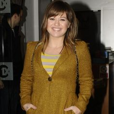 Kelly Clarkson prefers the natural look | Promi Nachrichten