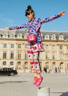 collaboration mastered expert susie bubble were working with the worlds top fashion