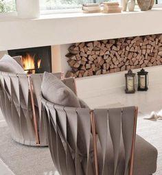 Original design armchair