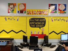 Charlie Brown Classroom                                                                                                                                                     More