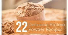 Depending on the type of workout and your body weight, a post-workout meal should contain 15-25 grams of protein for proper muscle recovery. Plus carbohydrates to replenish the glycogen, making a shake that combines hydrating liquid, fruit and protein powder an easy choice. But do you ever get bored of the same old smoothie? Well, we do. Here are...