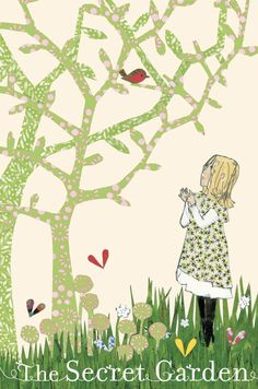 Pin for Later: 20 Chapter Books to Read Aloud With Your Kids The Secret Garden