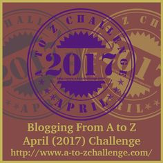 I have decided to try my hand at the A to Z Challenge this year. If you are unfamiliar with the challenge then please visit their page to learn more and to get involved.   Today is the traditional theme reveal day, in whicheach blogger that is participating reveals what their theme for the …