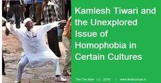 Kamlesh Tiwari and Homophobia