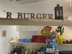 Pepsi, Hamburger, Burgers
