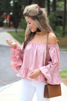 Chicwish Affordable Off the Shoulder Top