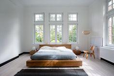#Slaapkamer #minimalistisch