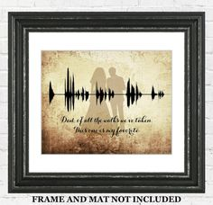 Unique Father Of The Bride Wedding Thank You Custom Gift For Dad With Any Message Voice