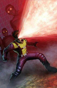 Ciclope (Cyclops) - X-Men