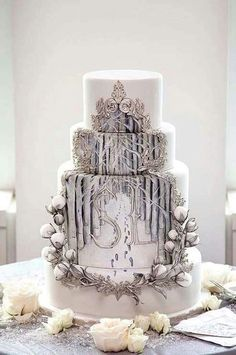 This Minas Tirith Wedding Cake Is The Lord Of Rings Trilogy Opera Co