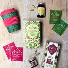 Pukka w biowitalni. Pukka, Matcha, Mint Green, Organic, Seasons, Seasons Of The Year