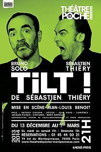 Tilt ! de Sébastien Thiéry
