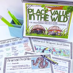 Place Value Project - your students will love applying their place value skills during this interactive math project. The D.I.Y. Project Guide from Core Inspiration by Laura Santos walks your students through every detail of the project to maximize studen