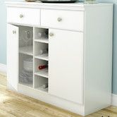 Found it at Wayfair - Morgan Storage Console Table