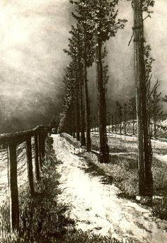 Max Klinger  The Road