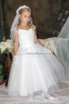 first communion dress natalie 18