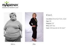 Check out Kim's amazing transformation!!