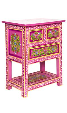 Almirah Cabinet - Plümo Ltd. Would be so  darling in a little girl's room...