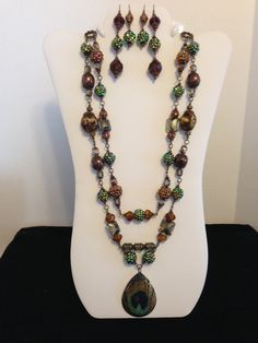 Two Pair of Earrings Add Value to This by JewelryWorksbyCarol, $35.00