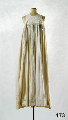 """Nordiska Museet, Item NM.0000173, """"Livkjol"""". possibly bodiced skirt."""