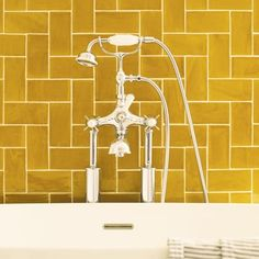 Ramon - Carnival - Wall & Floor Tiles | Fired Earth - STYLE OF PATTERN FOR KITCHEN?
