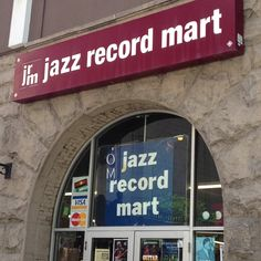 Like Jazz? Jazz Record Mart will blow your mind! (Chicago, Illinois store I remember well)