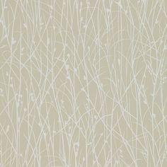 Harlequin Grasses Natural-White 110149