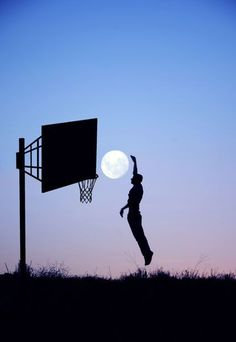 Slam Dunk the Moon. How Awesome!