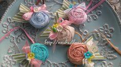 Headbands Baby Flower Headband Newborn Flower by neishasblue, $10.95