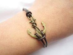DIY Anchor Bracelet!