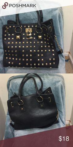 Studded purse A few studs missing Bags Satchels