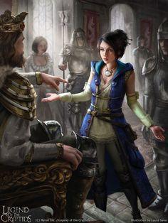 Elide. Legend of the Cryptids - Markl reg. by anotherwanderer on DeviantArt