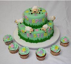 Lamb Easter CakeJPG
