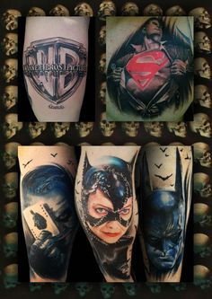 Tattoos by Ricardo Pires at Heart of Buda Tattoo Shop
