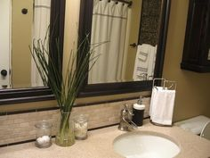 Relaxing Spa Bathroom Decoration Ideas Place Bath Salts Or Soaps