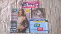 Madonna Like a Virgin CD No Barcode + TV Sorrisi E Canzoni Italy GAI 10301 2003