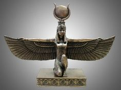 Isis - goddess of magic, Isis, the Egyptian goddess of rebirth remains one of the most familiar images of empowered and utter femininity.