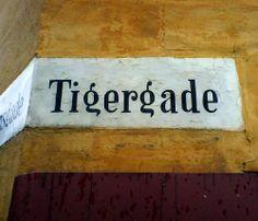 Tigergade