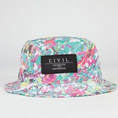 Civil Jackson Mens Bucket Hat