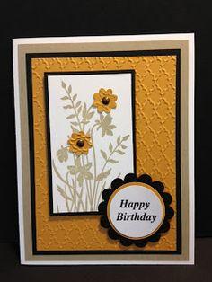 My Creative Corner!: Just Believe Birthday Card