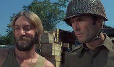 También en 1970 el actor trabajó en Kelly's Heroes (Los violentos de Kelly), donde formaba parte de un grupo de soldados estadounidenses que roban una fortuna en oro a los nazis durante la Segunda Guerra Mundial y en la que compartió cartel con Donald Sutherland....