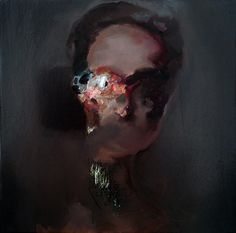 "Saatchi Online Artist: Andrei Varga; Oil, 2011, Painting ""UNSAVED MEMORY"""