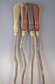 The Owens Sisters: Handmade Brooms